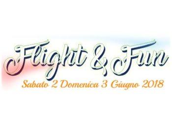 Flight & Fun – 2 e 3 giugno 2018