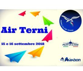 Air Terni – 15 e 16 settembre 2018
