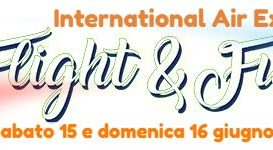 Flight & Fun 2019 – 15 e 16 giugno
