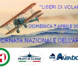 Liberi di Volare – 7 aprile 2019