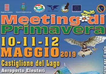10-11-12 maggio – Meeting di Primavera