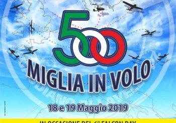 18-19 maggio – 500 Miglia in Volo 2019- Trofeo di Ciommo