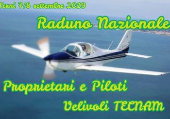 7-8 settembre – Raduno Tecnam