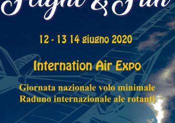 Flight & Fun 2020 -12-13-14 giugno