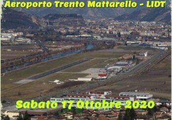 17 Ottobre 2020 – Ritrovo a Trento
