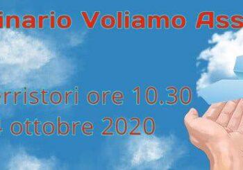 24 Ottobre 2020 – Seminario Voliamo Assicurati Serristori