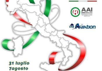 31 luglio / 7 agosto – TOUR ITALY 2021
